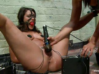 Бондаж лесби порно видео