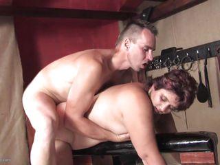 Порно сзади крупным планом