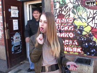 Жесткий секс втроем русский