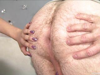 Порно анал волосатое жопа