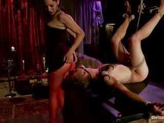 Порно госпожа избивает