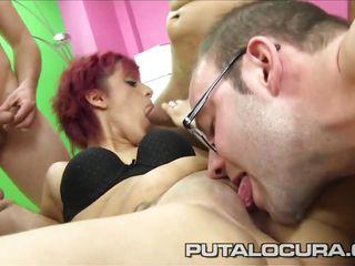 Порно фото секретарш ебут в чулках платьях