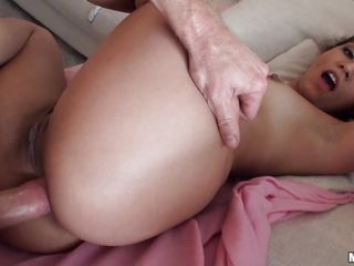 Грубый анальный секс видео