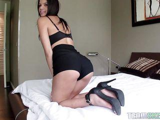 Порно видео крупным планом красиво