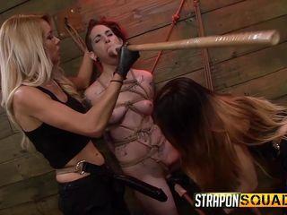Госпожа и рабыня секс порно