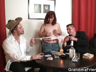 Немецкое порно со стариками