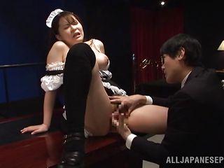 Порно двойное проникновение в офисе