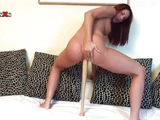 Госпожа делает фистинг