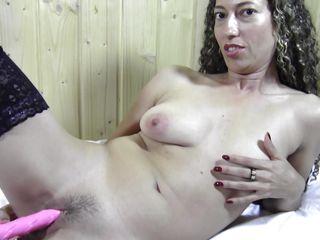 Порно видео жена кончает