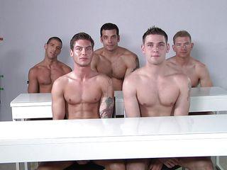Гей порно группа