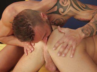 Красивый гей секс порно