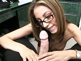 Секретарши способны на все порно