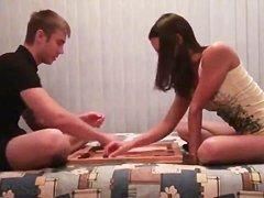 Русский страпон для мужа