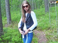 Порно русские проститутки в лесу