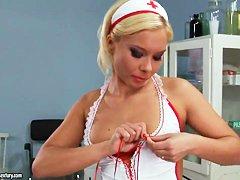 Порнуха медсестр