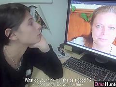 Видео порно женщины зрелые дамы