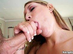 Секс с девушкой с большой попой