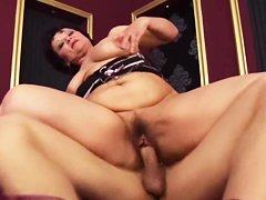 Русское порно зрелые женщины толстушки