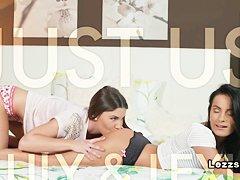 Порно фото в эротическом белье