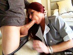 Порно руски служанка