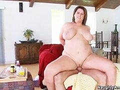 Порно куни жирных