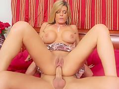 Ретро порно про мама