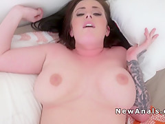 Анальный секс первый раз как правильно видео