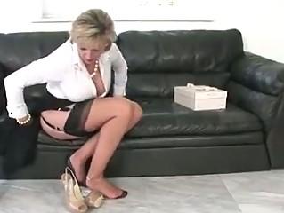 Porno зрелых дам