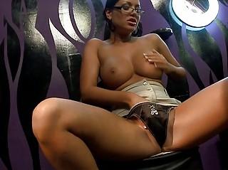 Жена в свингер клубе