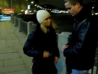 Секс с милой блондинкой