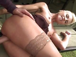 Короткие блондинки порно