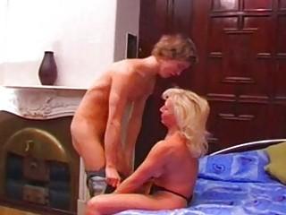 Немецкое порно зрелых мам