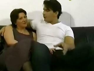 Мамочка и сын видео